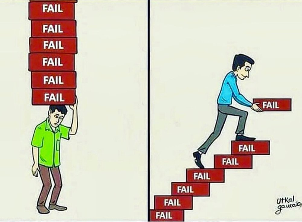Failure: a Key Component to the Next Generation's Success — The ...